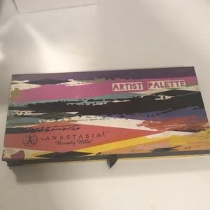 Other - Anastasia artist palette: used & no brush
